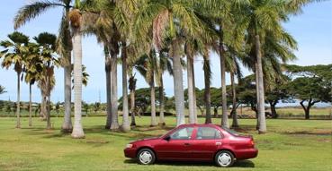 Maui Car Rental Rent a Car Example